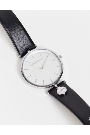 BCBG Max Azria Watch with black strap and dial