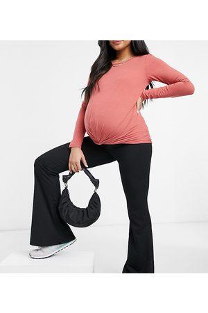 Mama Licious Mamalicious Maternity long sleeve t