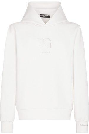 Dolce & Gabbana Hoodie con parche del logo