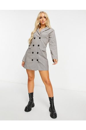 Parisian Blazer dress in check