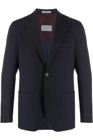 corneliani Hombre Sacos - Blazer de vestir con botones