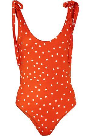JOHANNA ORTIZ Mujer Trajes de baño completos - Cave Explorer polka-doe swimsuit
