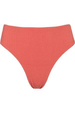 Tropic of C Vibe high-rise bikini bottoms