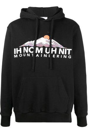 Ih Nom Uh Nit Hombre Con capucha - Hoodie con logo estampado
