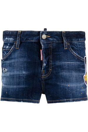 Dsquared2 Icon denim shorts