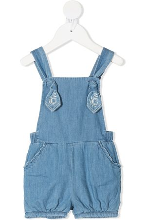 Chloé Denim romper