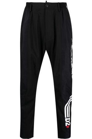 Dsquared2 Pantalones ajustados con logo lateral
