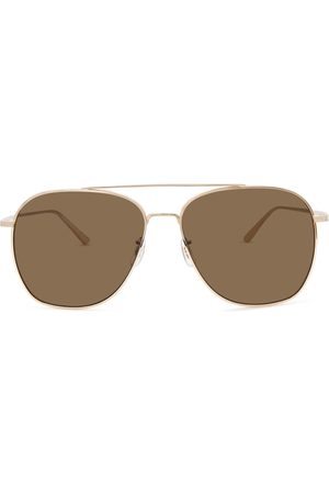 The Row Mujer Lentes de sol - X Oliver Peoples Ellerston aviator sunglasses