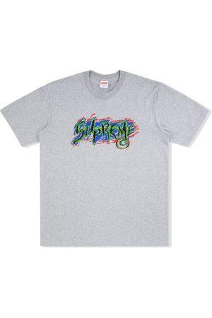 Supreme Playera con logo Scratch
