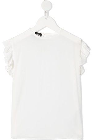 Dsquared2 Ruffle-trim blouse