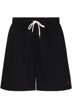 Polo Ralph Lauren Hombre Shorts - Shorts de playa con logo bordado