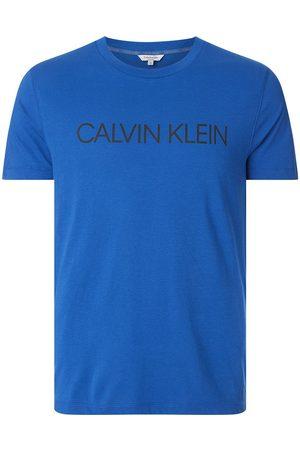 Calvin Klein Hombre Playeras - Relaxed Crew Tee
