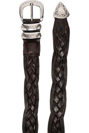 Brunello Cucinelli Hombre Cinturones - Cinturón Mauta