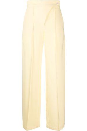 AERON Pantalones de vestir anchos
