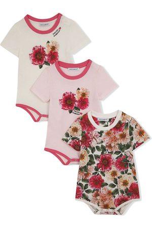 Dolce & Gabbana Body con estampado floral