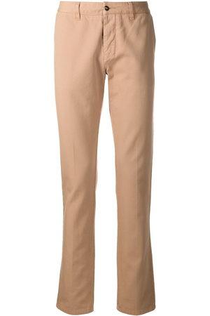 Ami Pantalones tipo chino con bolsillos