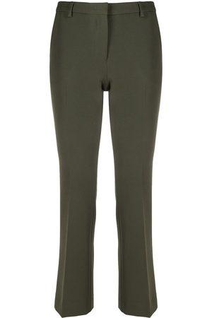 PT01 Mujer Capri o pesqueros - Pantalones de vestir capri