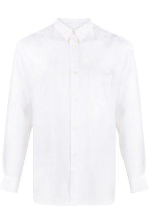 Comme des Garçons Camisa con efecto de seda