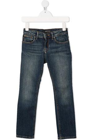 Emporio Armani Skinny jeans con bolsillos