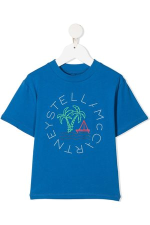 Stella McCartney Logo-print T-shirt