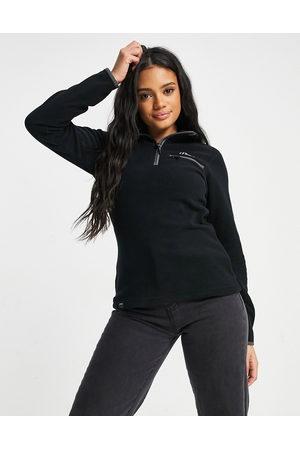 Berghaus 2.0 Prism half zip fleece in black