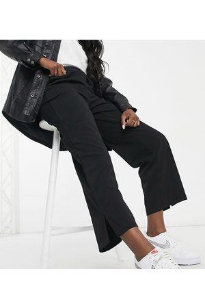 Noisy May Tall Culottes in black
