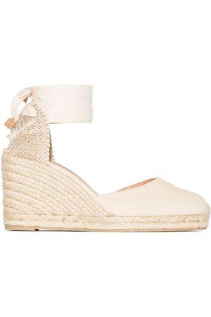 Castaner Mujer Wedges - Zapatos con cuña Carina 80
