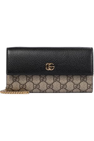 Gucci Mujer Carteras y Monederos - GG Marmont leather clutch