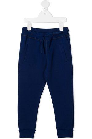 Dsquared2 Pants con logo estampado