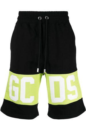 GCDS Shorts deportivos con logo