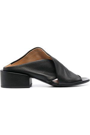 MARSÈLL Zapatillas con tacón bajo