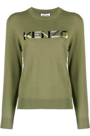 Kenzo Jersey con logo bordado