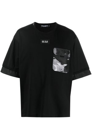 Dolce & Gabbana Camiseta a capas