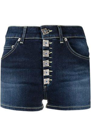 Dondup Shorts de mezclilla con botones