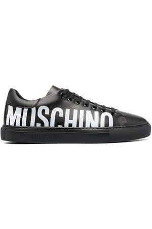 Moschino Zapatillas con logo estampado
