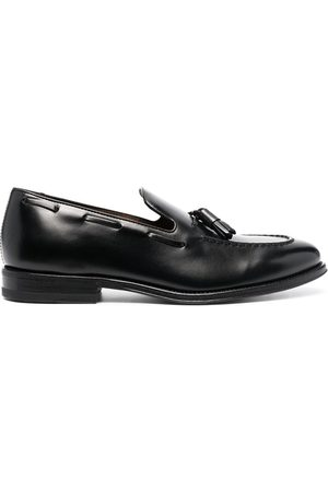 HENDERSON BARACCO Slip-on leather loafers