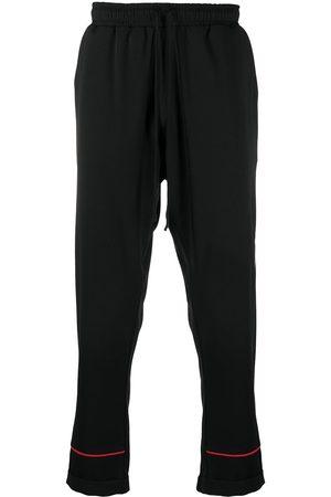 Alchemy Pantalones de chándal con ribete en contraste