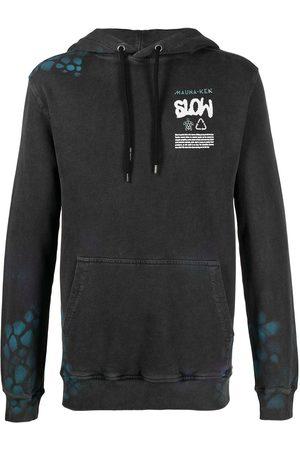 MAUNA KEA Logo-print cotton hoodie