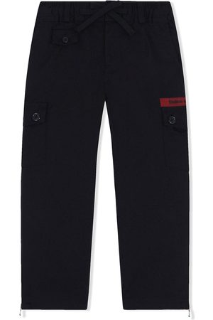 Dolce & Gabbana Pants con logo estampado