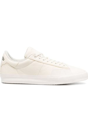 Heron Preston VULCANIZED LOW TOP WHITE BLACK