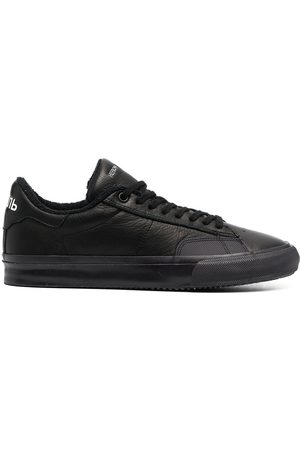 Heron Preston VULCANIZED LOW TOP BLACK WHITE
