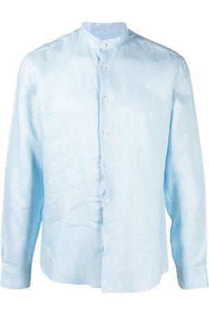 PENINSULA SWIMWEAR Camisa con efecto arrugado
