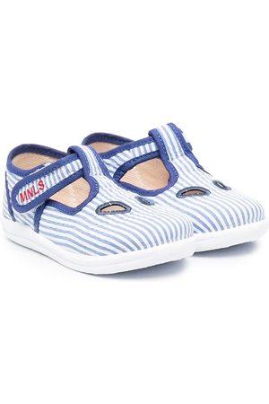 MONNALISA Striped ballerina shoes
