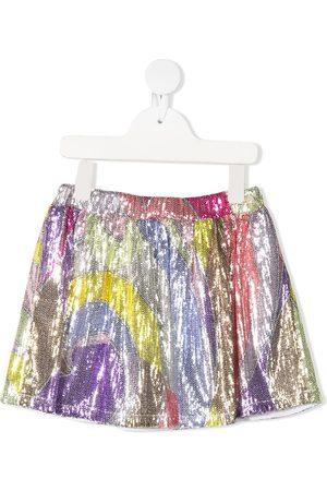 Emilio Pucci Niña Faldas - Sequin-embellished skirt