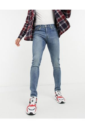 Levi's Levi's skinny taper fit jeans in dorian advanced mid wash