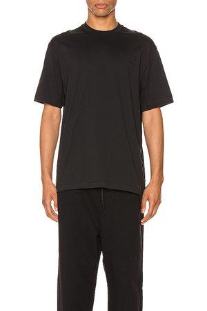 Y-3 Camiseta en color talla L en - Black. Talla L (también en M, S, XL).