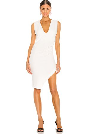 IRO Mujer Cortos - Minivestido wanna en color blanco talla 34/2 en - White. Talla 34/2 (también en 36/4, 38/6, 40/8).
