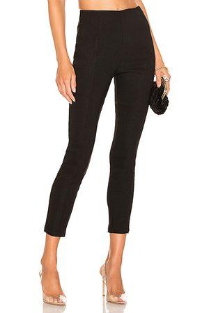 Lovers + Friends Pantalones liam en color talla L en - Black. Talla L (también en M, S, XL, XS).
