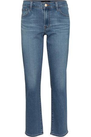 J Brand Mujer Rectos - Adele mid-rise straight jeans