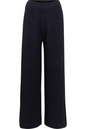 Frankie Shop Wool-blend trackpants